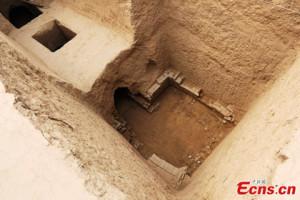 Археологи знайшли гробницю фаворитки давньокитайського імператора