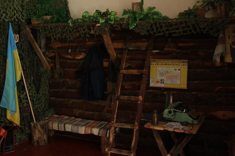 У сихівській школі побудують криївку