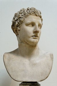 Мелеагр, робота Скопаса, Британський музей