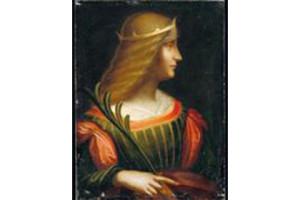 Знайдена невідома картина Леонардо да Вінчі