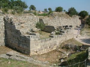 Археологічна пам'ятка Трої. Світова спадщина ЮНЕСКО