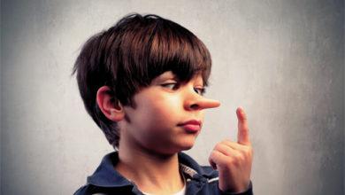 Photo of Діти вчаться брехати у віці семи років