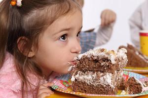 Дитина, шкідливі продукти - Шкільне життя