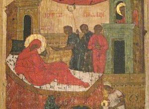 Photo of 21 вересня православні та греко-католики в Україні святкують Різдво Пресвятої Богородиці