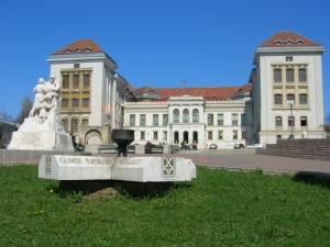 Університет University-of-MedicineFarmacyine