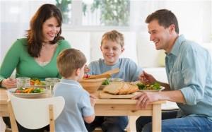 Сімейні вечері - schoollife.org.ua