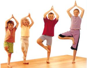 Дитяча йога - Шкільне життя