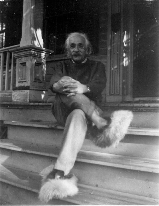 Альберт Ейнштейн, 1950