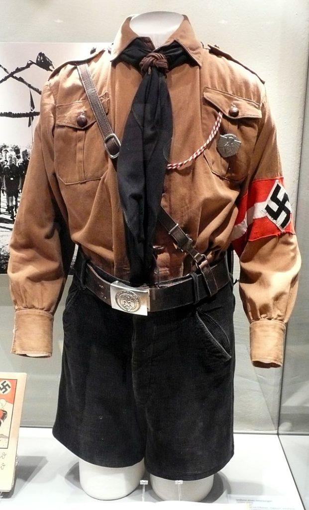 Форма гітлерюгенд