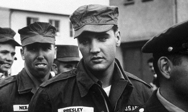 Елвіс в армії, 1958