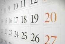 Календар - Шкільне життя