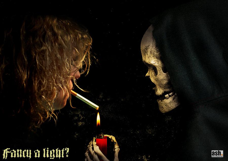 Куріння - Шкільне життя