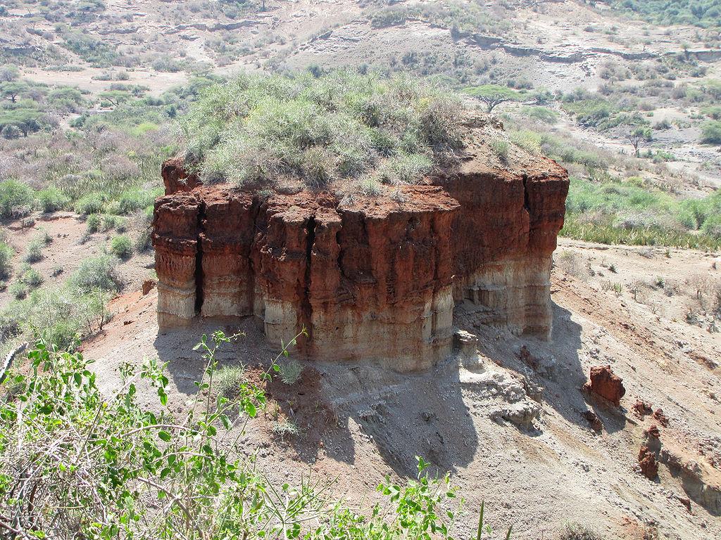 Олдувайська ущелина