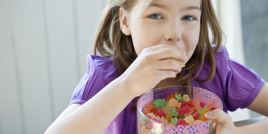 Шкідливе харчування - Шкільне життя