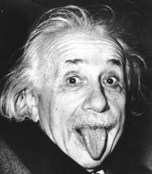 Культова фотографія Ейнштейна
