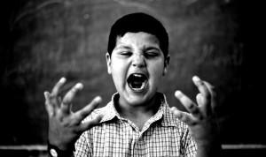 Агресія - Шкільне життя