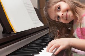 Заняття музикою - Шкільне життя