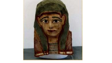 Photo of Найдавніший фрагмент Євангелія знайдений у матеріалі єгипетської поховальної маски
