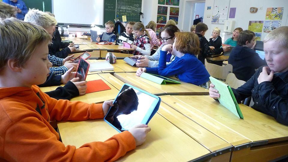 Фінська система освіти - Шкільне життя