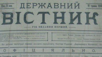 Photo of Українська історична періодика онлайн