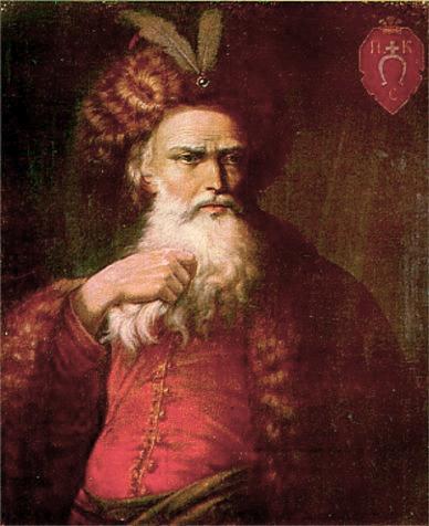 Петро Сагайдачний, картина ХІХ ст.