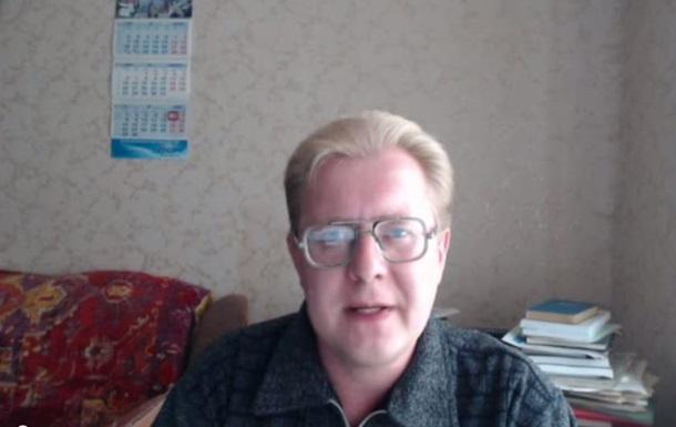 Олександр Бившев, пише вірші про Україну в  Росії