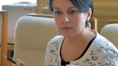 Лілія Гриневич - Шкільне життя