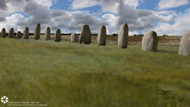 Photo of Науковці натрапили на доісторичну кам'яну пам'ятку, приховану біля Стоунхенджа