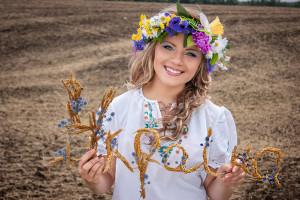 Українка - Шкільне життя