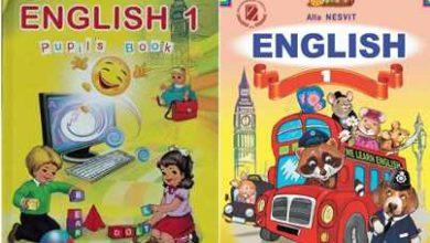 Photo of Я люблю англійську мову (1 клас. Англійська мова)
