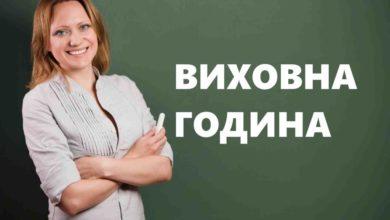 Виховна година - Шкільне життя