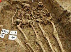 Photo of В Британії знайшли унікальне поховання XIV cтоліття