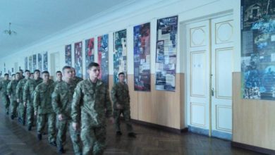 Photo of У військовому ліцеї імені Богуна відкрили виставку «УПА: історія нескорених»