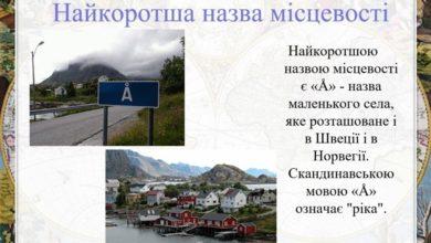"""Photo of Презентація """"Цікаві географічні факти"""""""