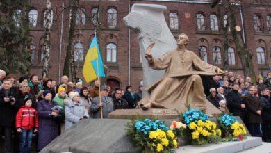 Photo of У Львові відкрили пам'ятник авторові гімну України Михайлові Вербицькому
