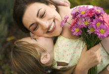 День матері - Шкільне життя