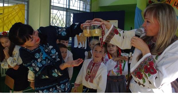 Козацькі розваги - Шкільне життя