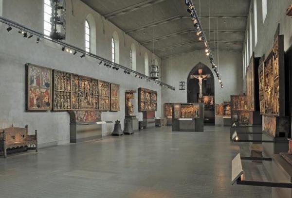 Історичному музеї в Стокгольмі - Шкільне життя