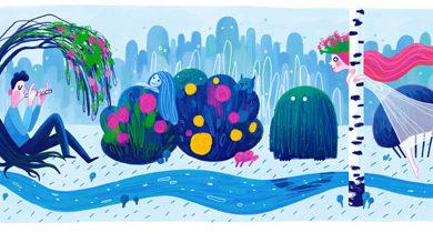 Photo of Google присвятив дудл 145-річчя від дня народження Лесі Українки