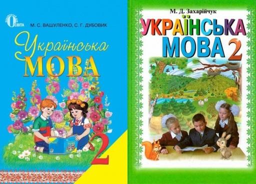 2 клас. Українська мова - Шкільне життя