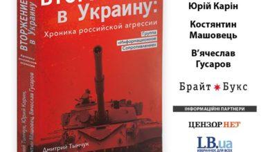 Photo of Вторгнення в Україну: хроніка російської агресії. Група ІС
