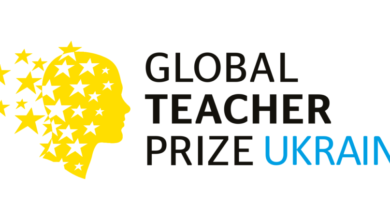 Global Teacher Prize Ukraine-Шкільне життя