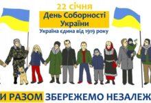 Сценарії до Дня Соборності України-Шкільне життя