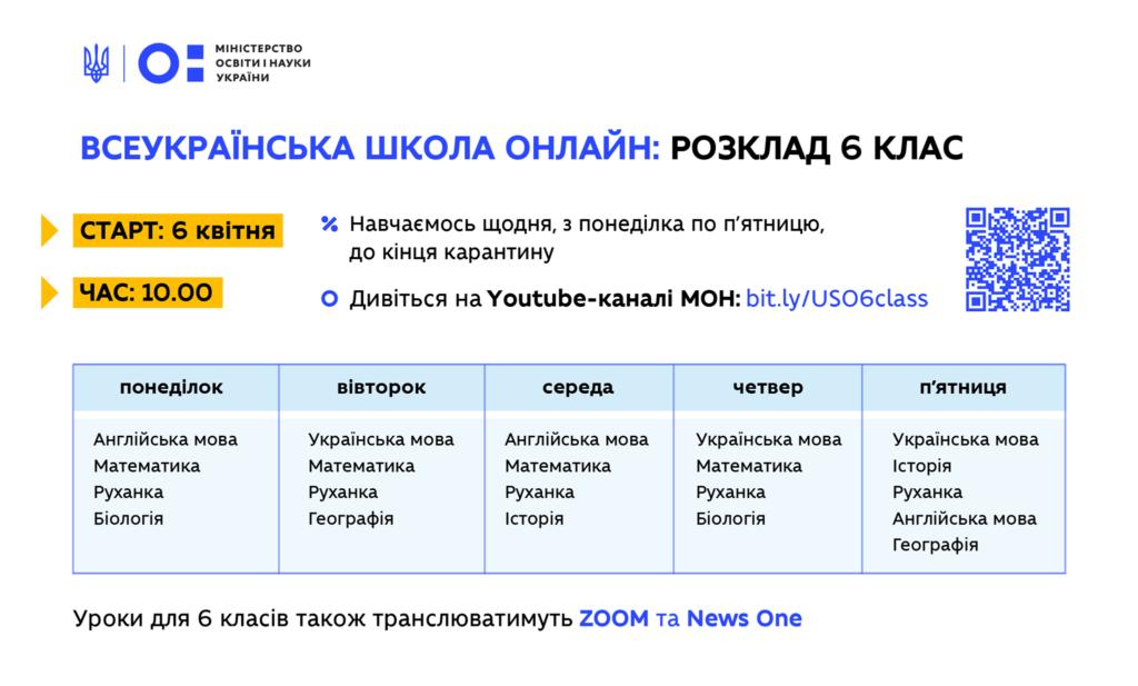 Школа онлайн-Шкільне життя